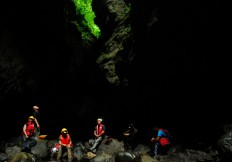 Explore Panama Caves
